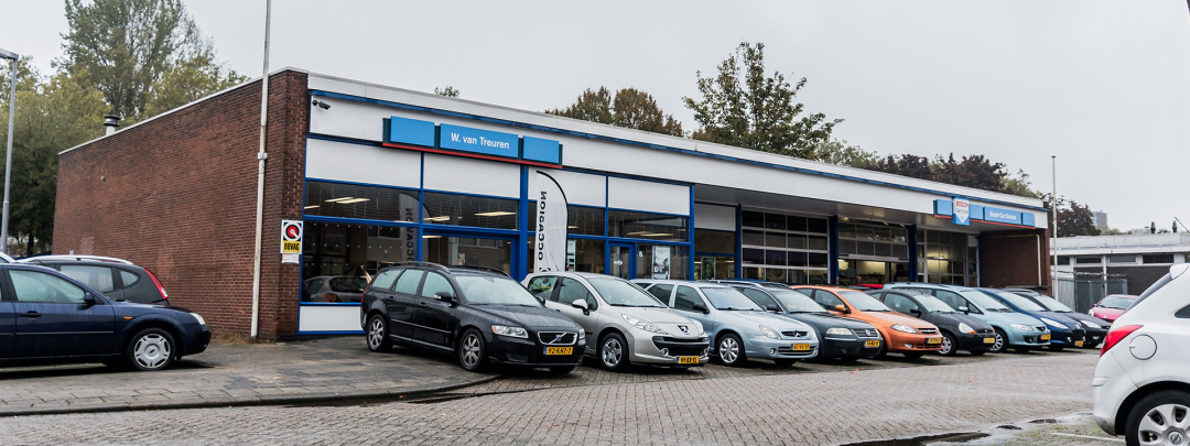 Garage van Treuren-Rotterdam